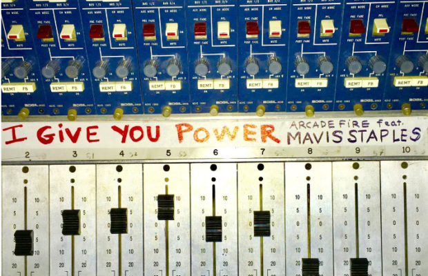 I Give You Power nuevo tema de Arcade Fire